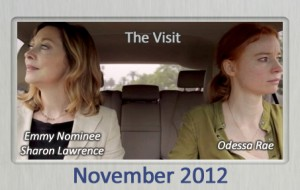 Sharon Lawrence Odessa Rae the visit