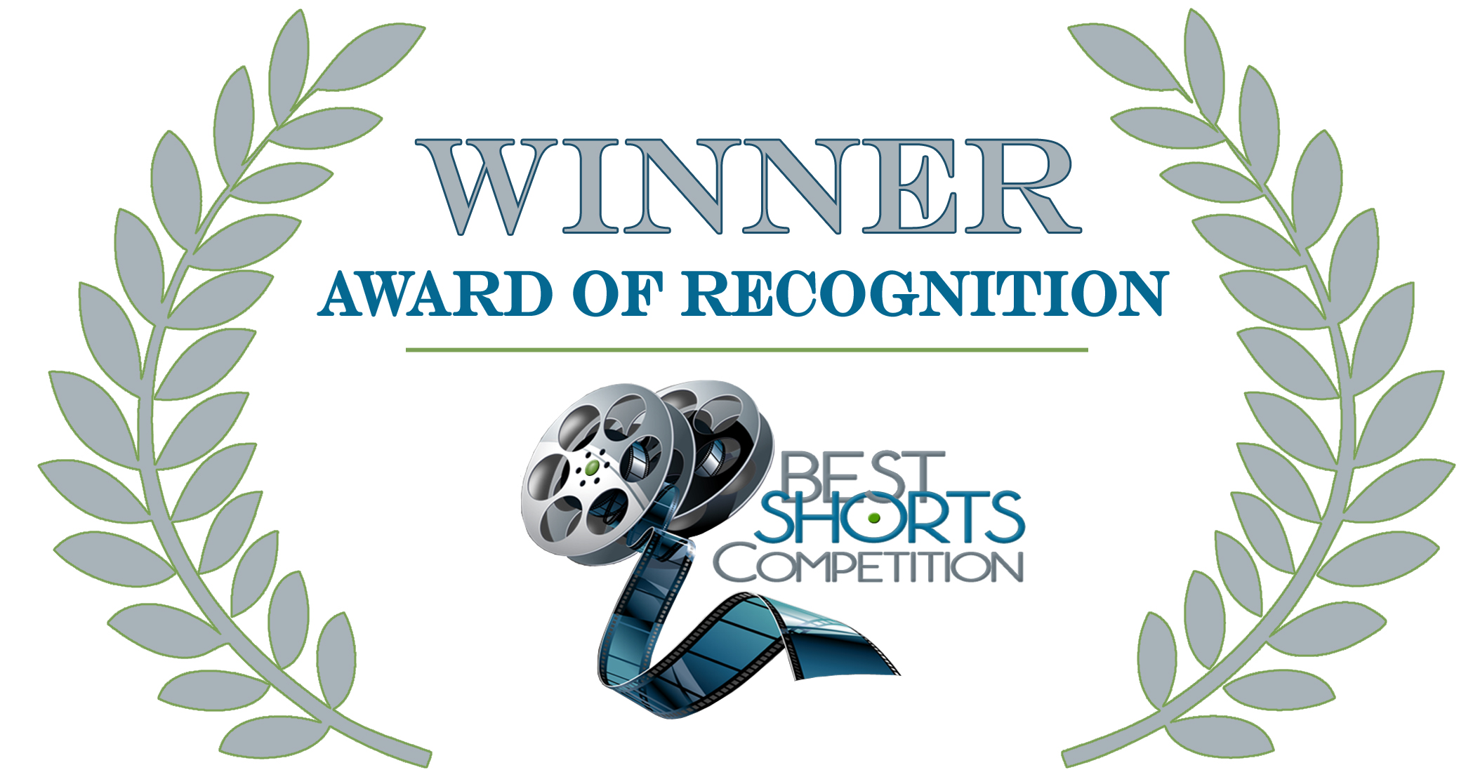 BEST SHORTS REcognition logo template