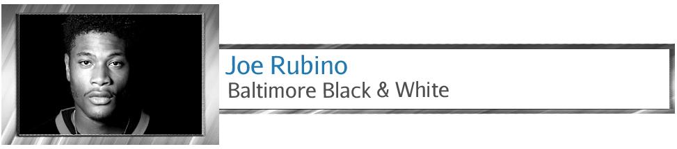Baltimore black and white
