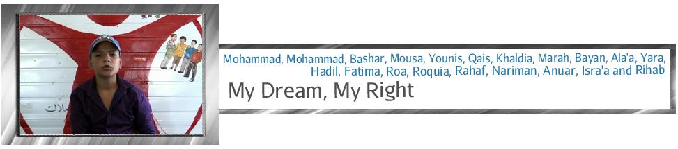 my dream my right