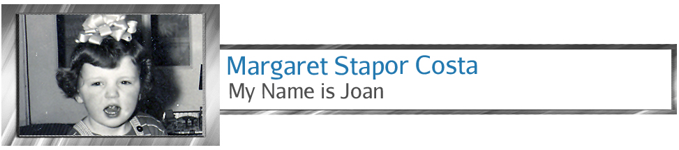 my name is joan