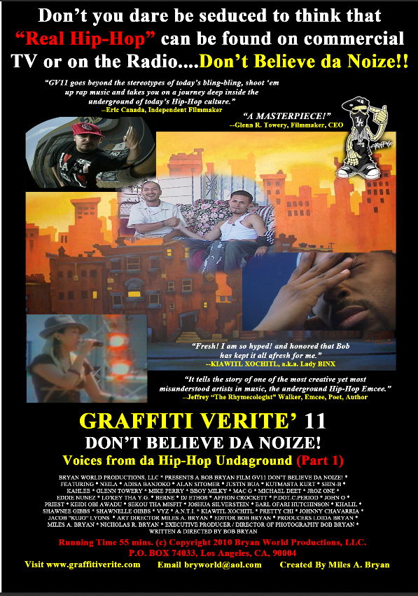 poster of graffiti verite